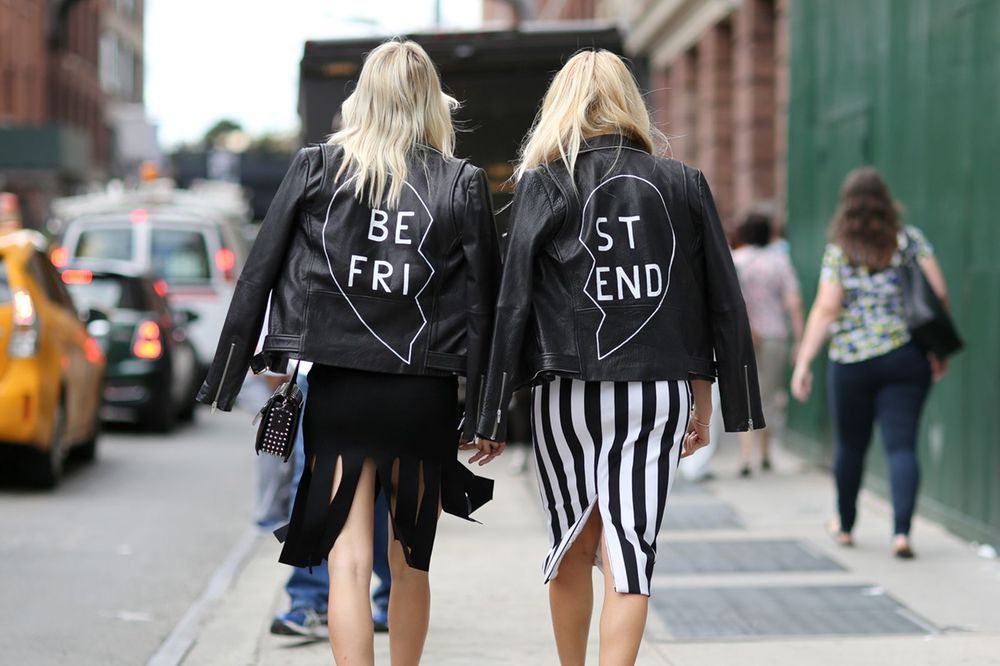 Street Style New York Fashion Week Spring 2016 Discover