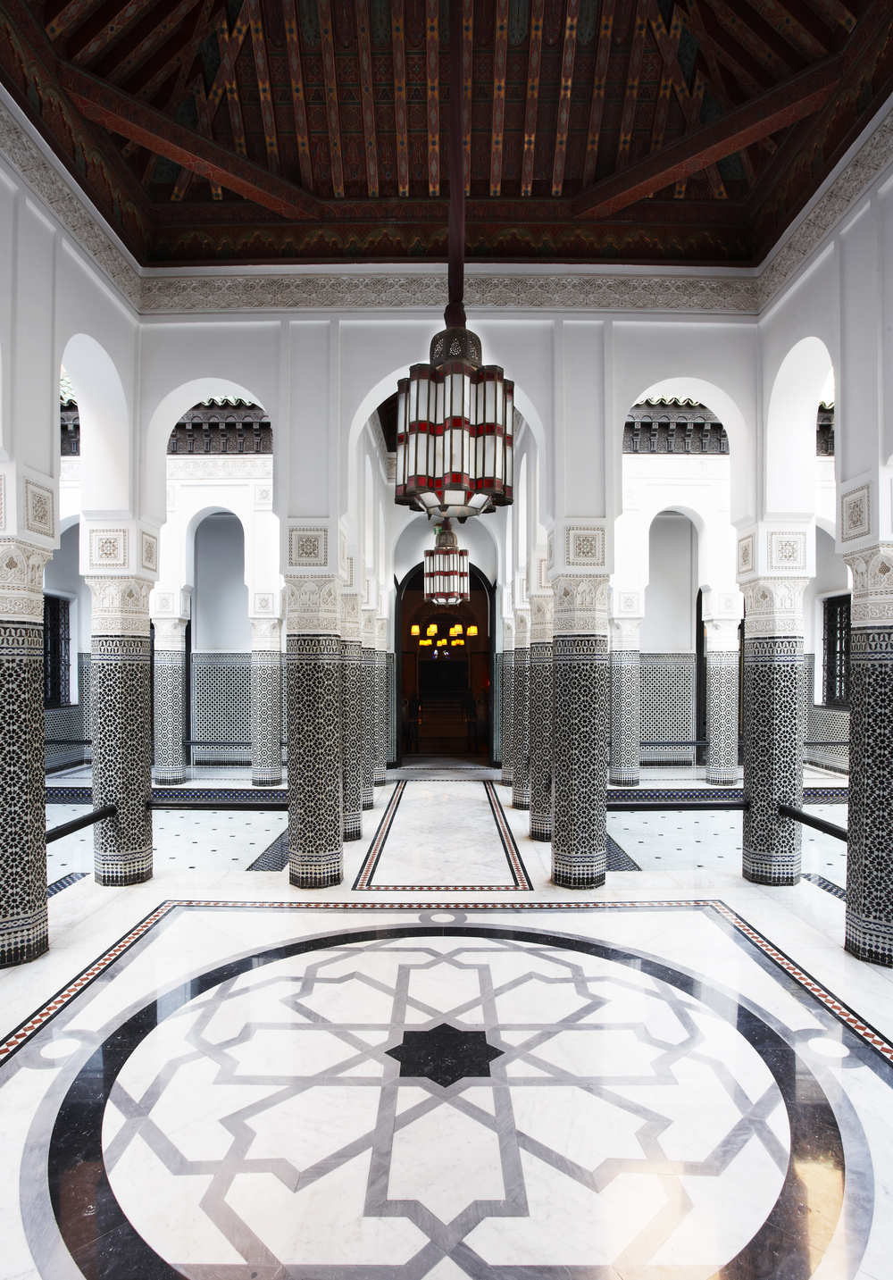 La Mamounia Marrakech Spa Pool Hammam 2015 9 .jpg