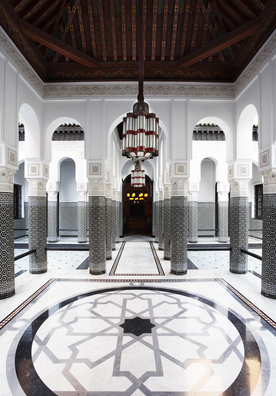 La Mamounia Marrakech Spa Pool Hammam 2015 9 .jpg