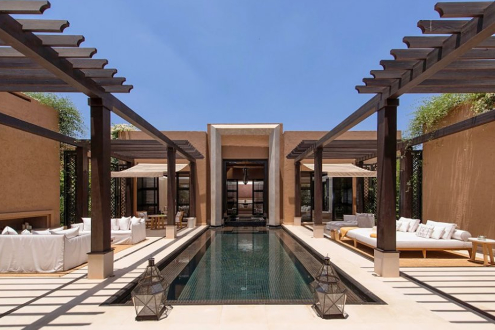 The Mandarin Oriental Marrakech Discover and Escape 2015