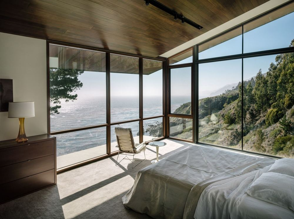 Discover and escape Fall House Big Sur California Discover and escape Fall House Big Sur California