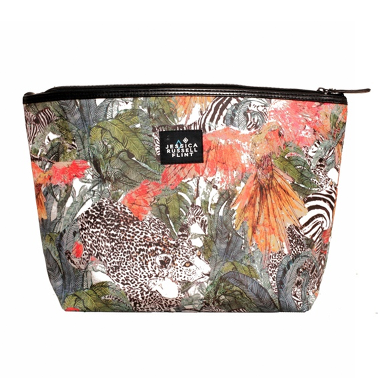 Jessica Russell Flint Jungle Washbag