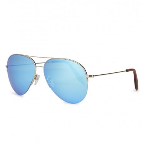 Victoria Beckham mirrored sunglasses