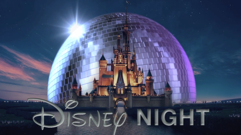 EVERY NIGHT IS DISNEY NIGHT!