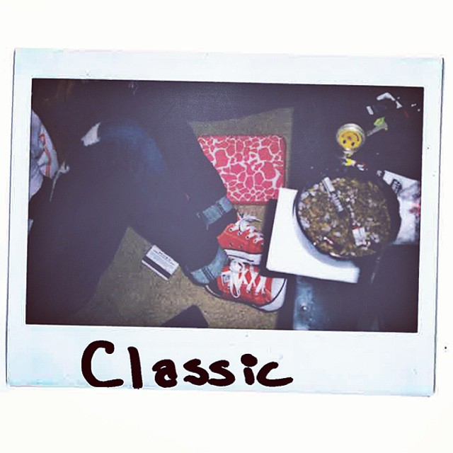 #Mizzou    She wrote #Classic. Only met her once.   #photography #Polaroid   R27F.com