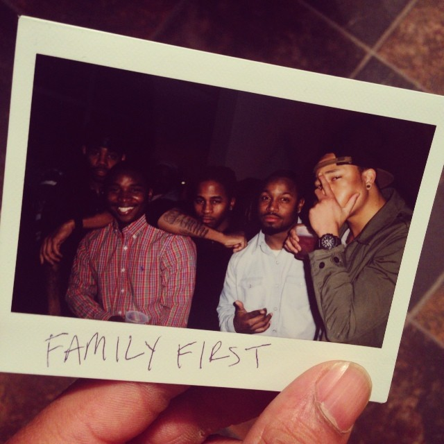 Family First. Last night in #STL   @reesejr314 @smoovdude314 @bpknown @__bromontana