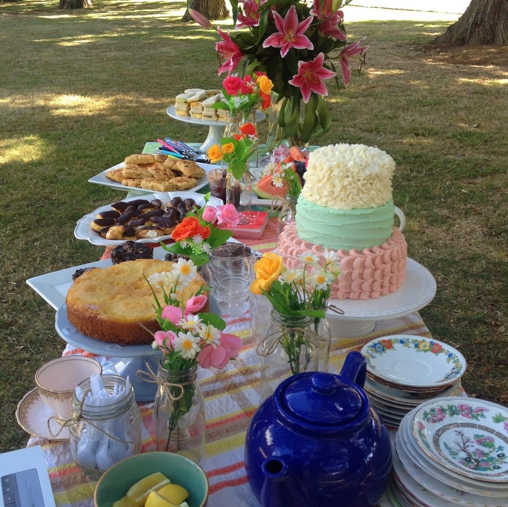 Happy Un-unbirthday Tea Party