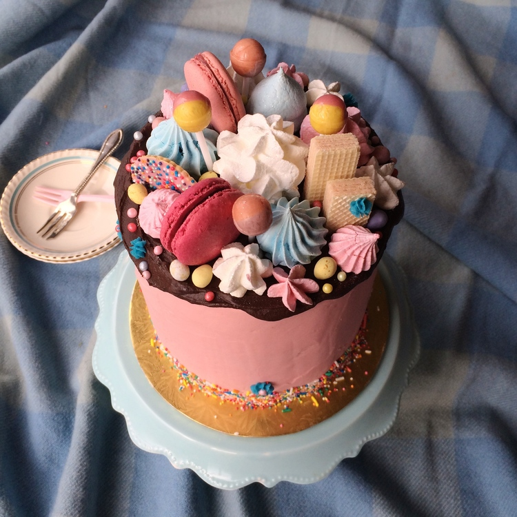 Birthday Cake Sophie Likes Cake