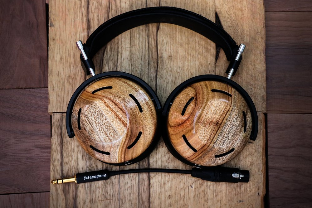 The ZMF Eikon in Camphor Wood