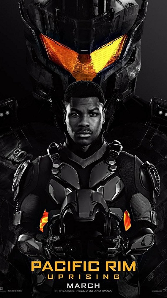 Pacific Rim Uprising - Legacy Effects Crew