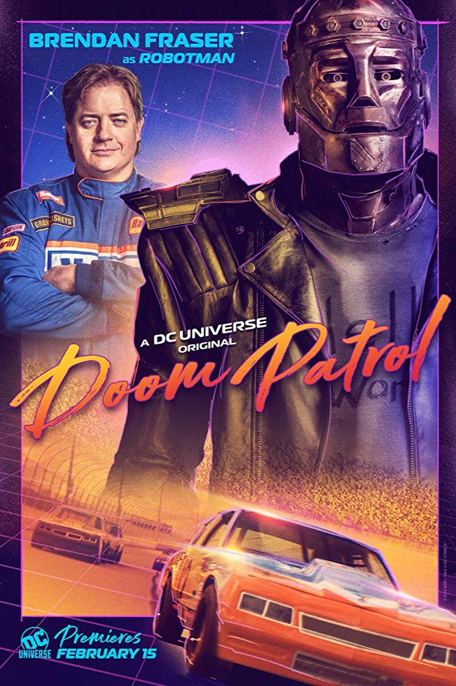 Doom Patrol - Creative Character Engineering:Special Effects Costume Coordinator