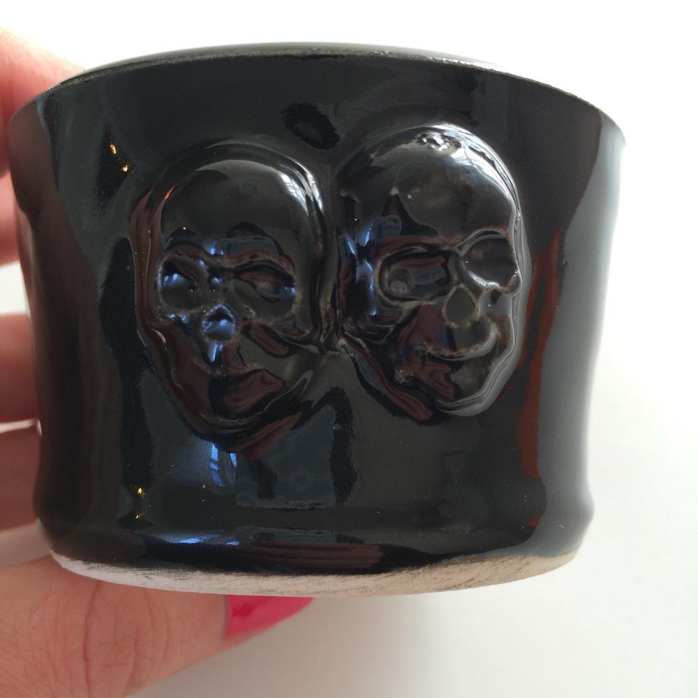 Glossy skull candle.JPG