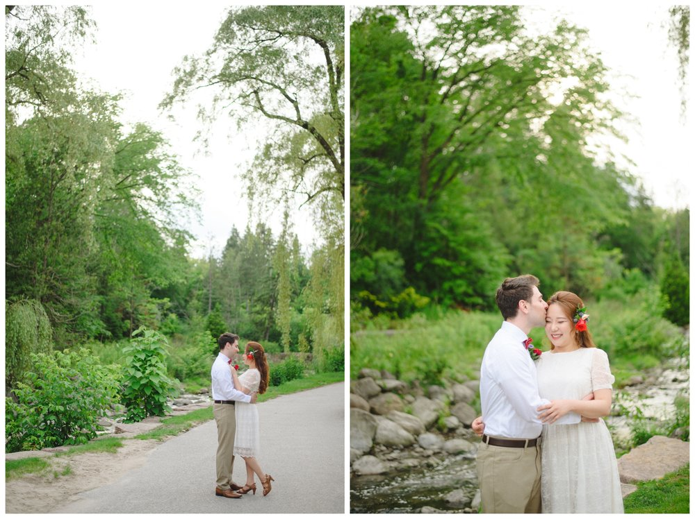 Arynn Photography Toronto wedding photographer  Edward Gardens Engagement