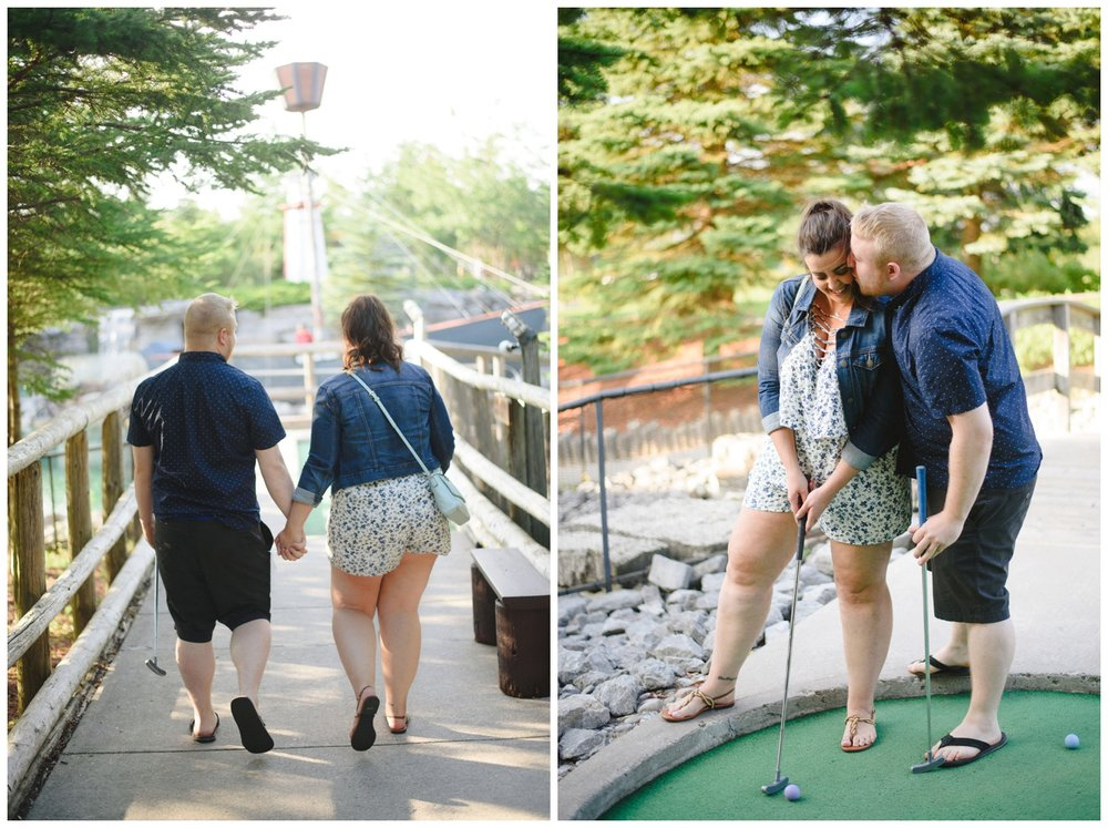 Arynn Photography Toronto Wedding Photographer Timber Creek Golf Engagement