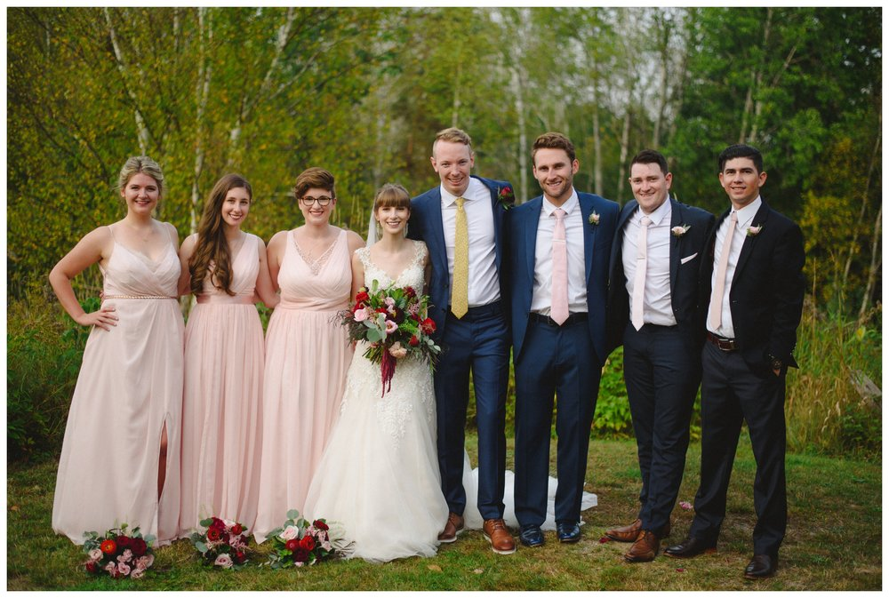 Portage Inn Wedding Arynn Photography Toronto and Muskoka Wedding Photographer