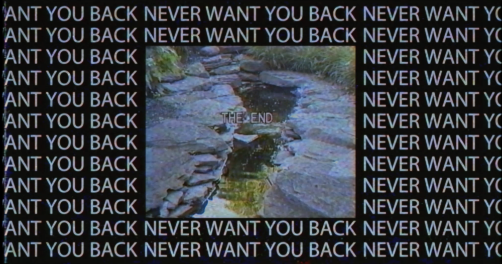 Sonnder // NEVER WANT YOU BACK [Music Video] -