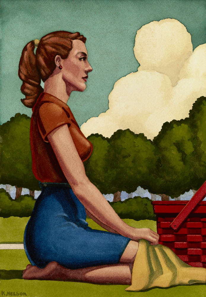 Watercolors — Kenton Nelson