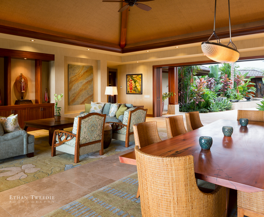 The Four Seasons Hualalai - Mana 1 & 2 - (Hawaiian -Divine Power)