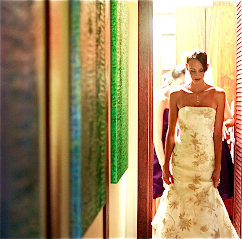 Ed Olson bride