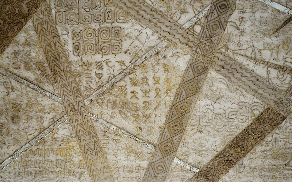 Driftwood Oceania Detail