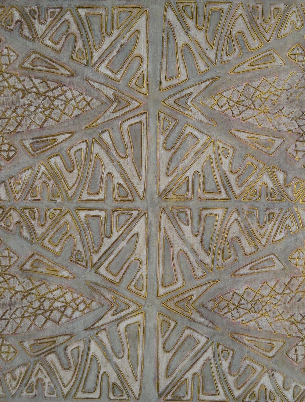 Tribal Bible # 2 Detail