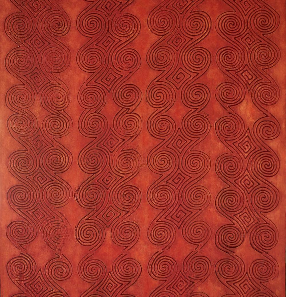 Maori Dowry  detail