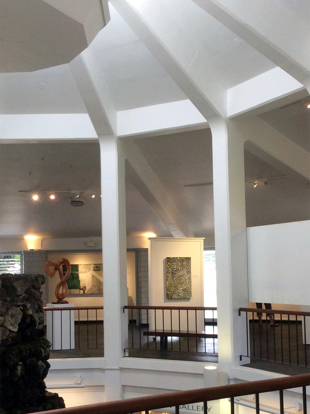 7th Biennial Juried Exhibition 2017 Wailoa Center, Hilo Hawai'i Juror - Hiroki Morinoue