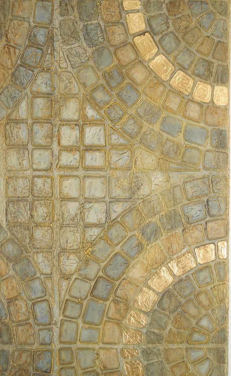 Kula Ala (gold path) detail