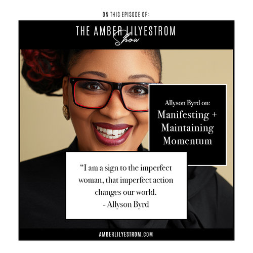 Amber Lilyestrom:: Create a Brand That Changes The World | Branding