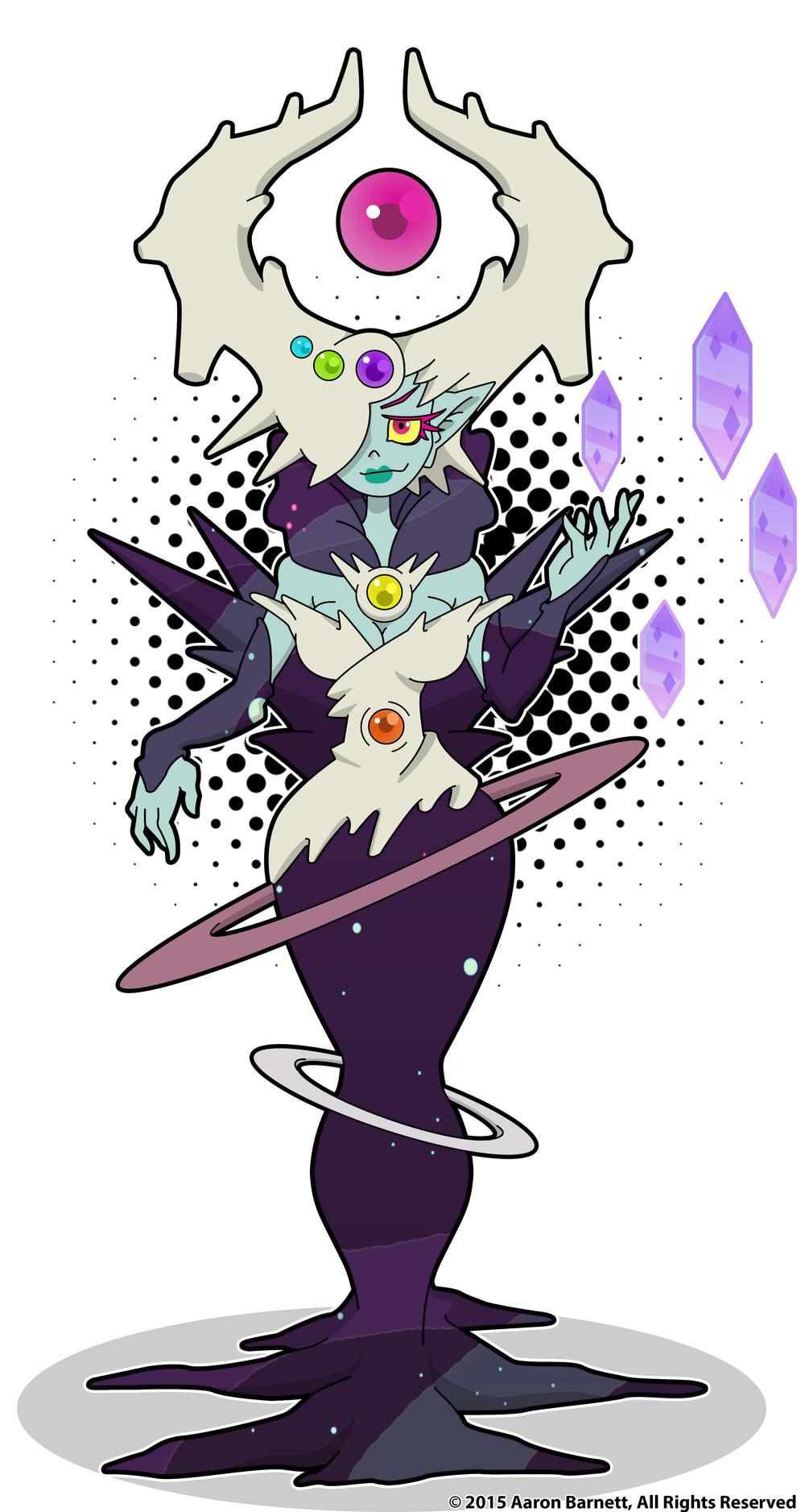 'Empress Andromeda'