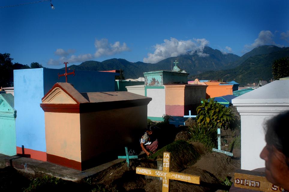 Santiago Atitlan, Guatemala.