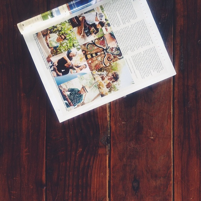 Last winter I shot the Grow Hawai'i Festival on the Big Island. I finally got to see it in print in Hana Hou! The Magazine of Hawaiian Airlines. #growhawaii #bigisland #aloha #hawaii