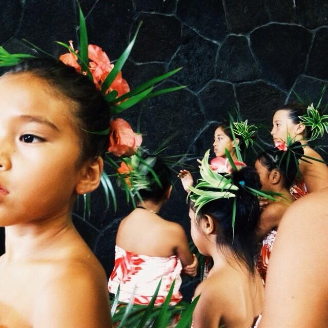 #vscocam #dancers #hawaii #kona #bigisland