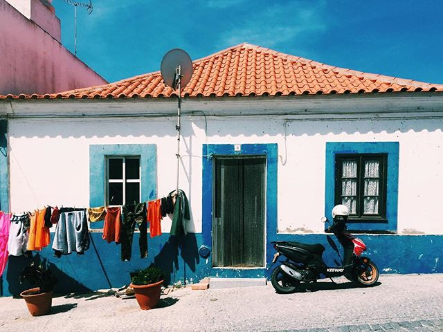 Portuguese fishing villages 👌#portugalroadtrip