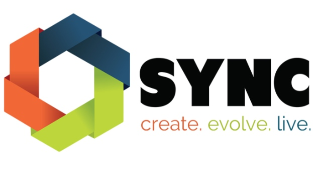 Click the logo to go to the SYNC homepage