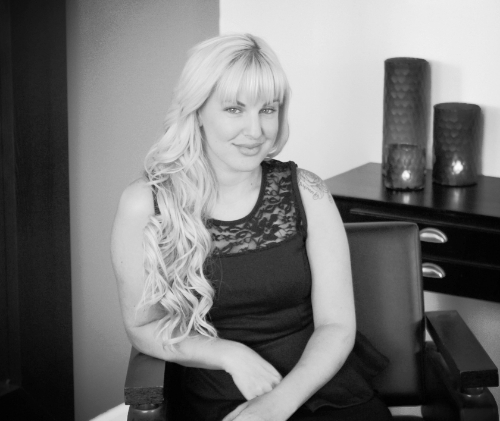 Owner/Stylist Ashley Stone