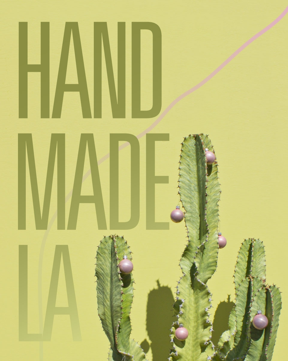 Handmade LA Winter Market 2017