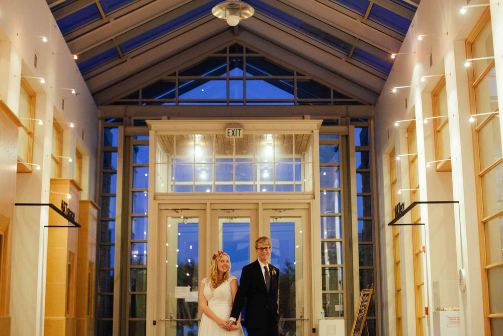 kohler art center wedding sheboygan wisconsin