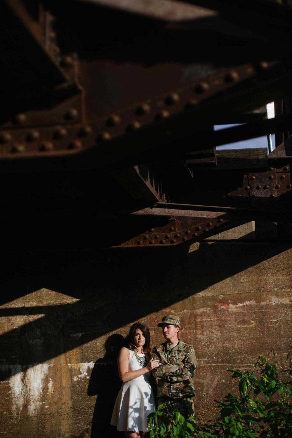 wisconsin wedding photographer wausau engagement shoot