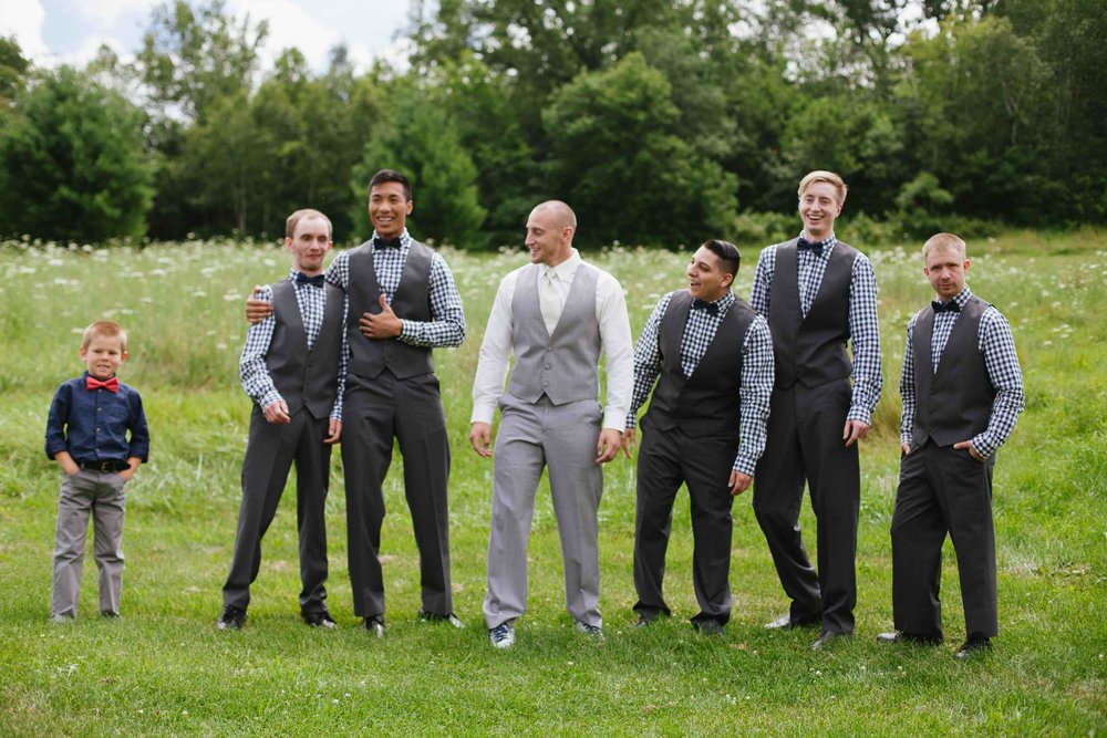 justin trails resort sparta wi wedding photographer