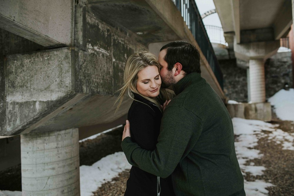 waupaca engagement session wisconsin wedding photographer