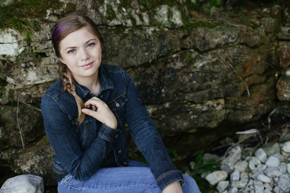 unique senior photography wisconsin senior photographer high school portraits door county