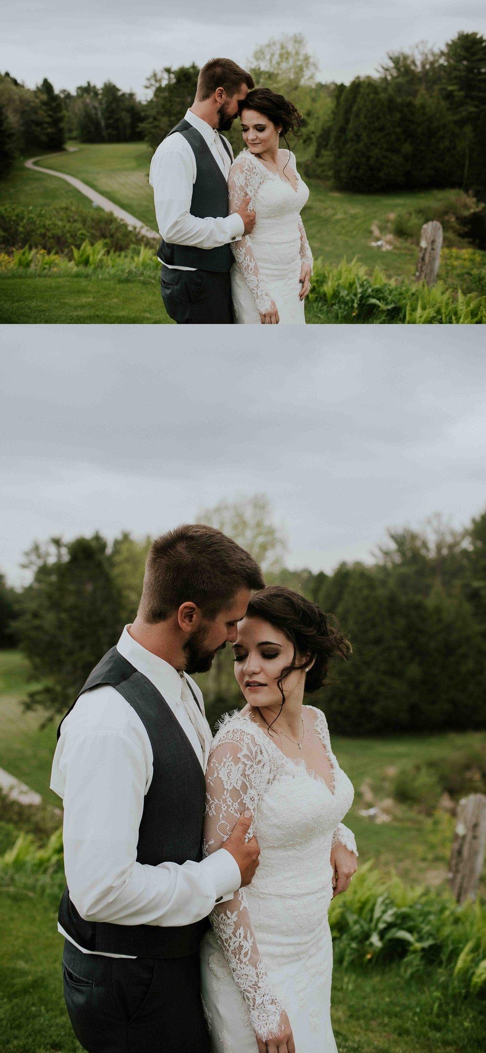 Ridges Golf Course Central Wisconsin Wedding Photographer Chloe Ann Photography_0024.jpg