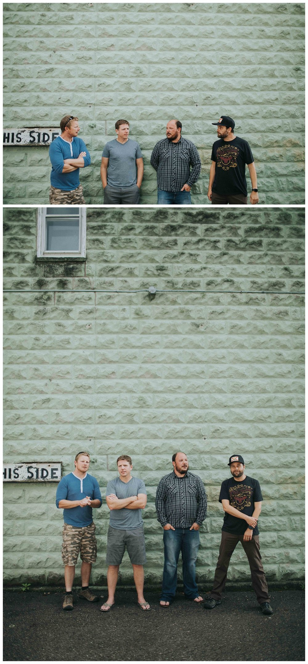 Pearls and Tar Wisconsin Band Photos Madison Music Photographer Chloe Ann Photography