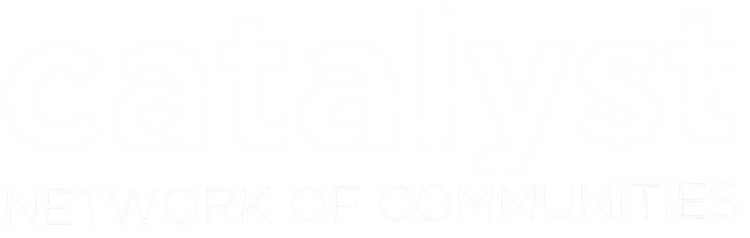 Catalyst Network of Communities