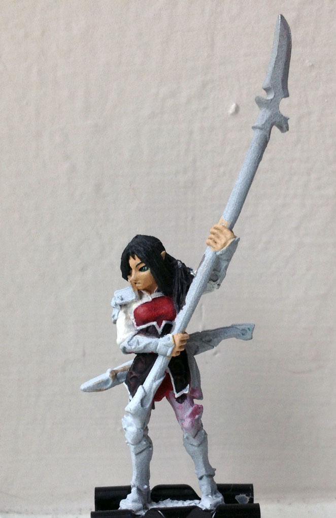 1. Taldalise  - Reaper Miniature #13466