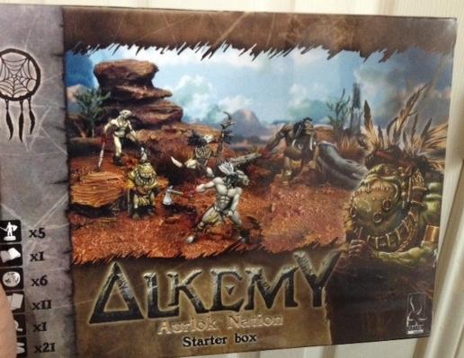 Alkemy Miniatures