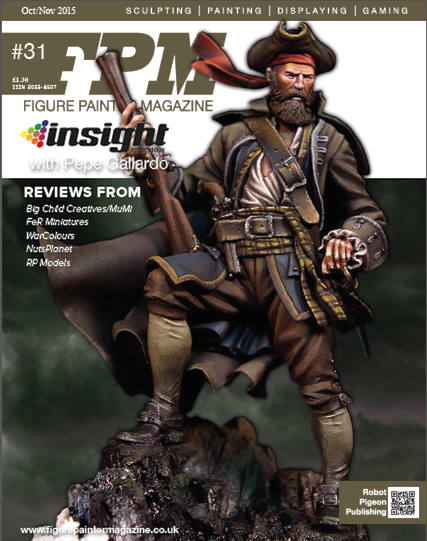 FIgure Painter Magazine