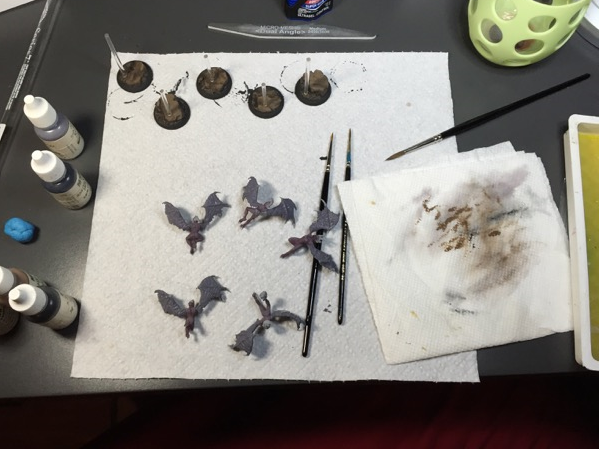 Harpies WIP