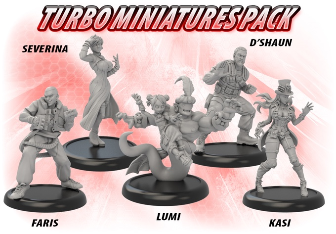 Turbo Minis Pack
